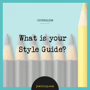 what is your style guide